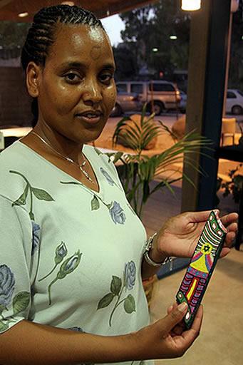 Ethiopian 1 Woman