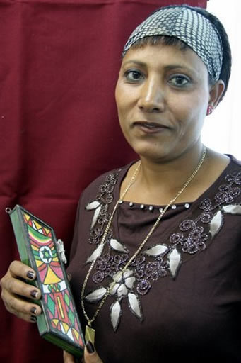 Ethiopian 2 Woman