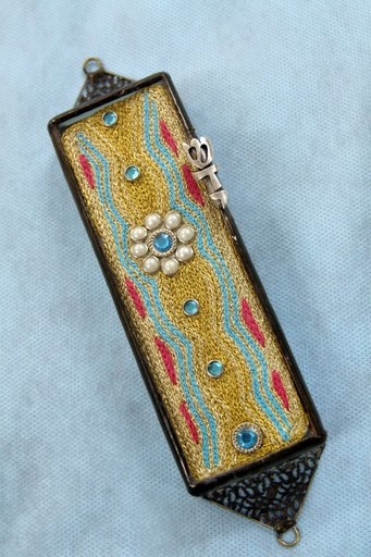 Indian Mezuzah