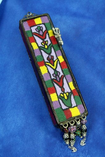 North African Mezuzah